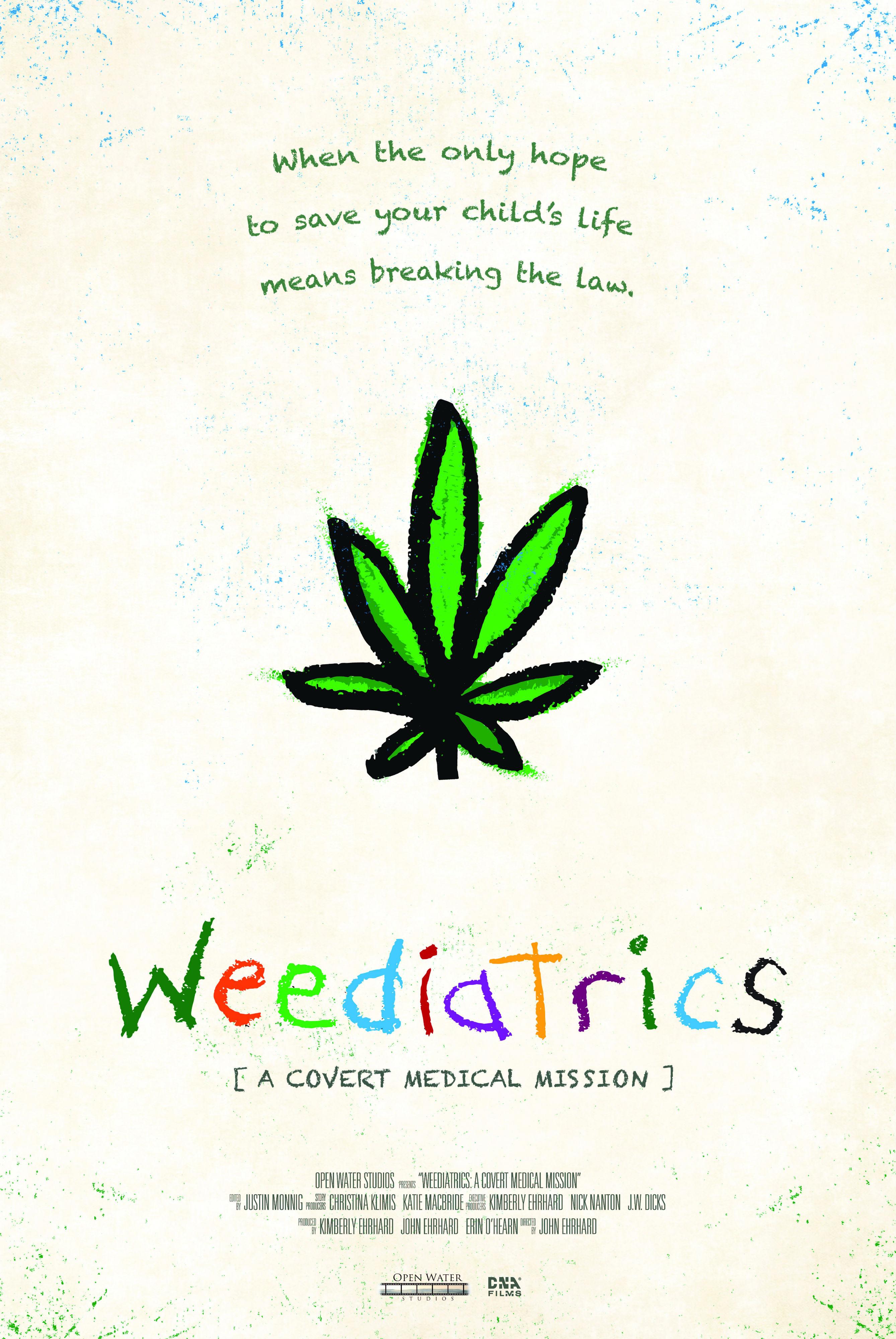 Weediatrics-Poster